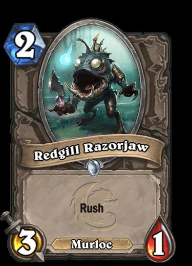 Redgill Razorjaw