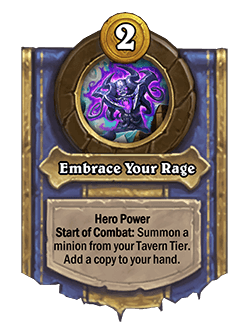 Embrace Your Rage