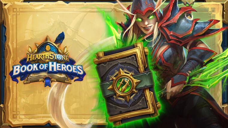 Valeera Book of Heroes kaland mód