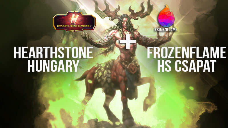 Hearthstone Hungary és a FrozenFlame