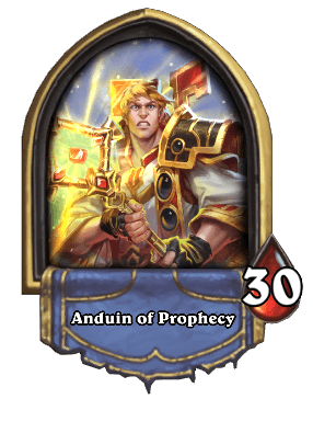 Anduin of Prophecy