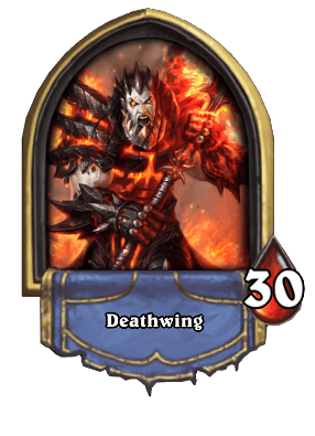 Deathwing Hearthstone