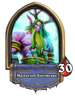 druid Hearthstone hős