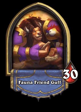 Fauna Friend Guff