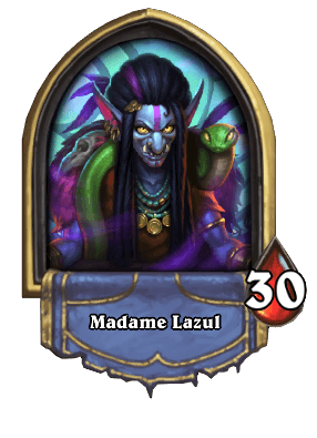 Madame Lazul