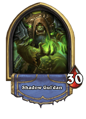 Shadow Gul'dan Hearthstone