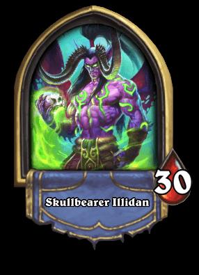 Skullbearer Illidan