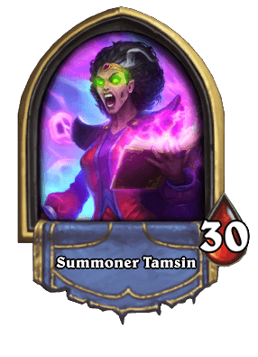 Summoner Tamsin
