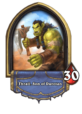 Thrall, Son of Durotan