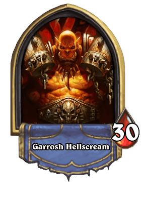 warrior Hearthstone