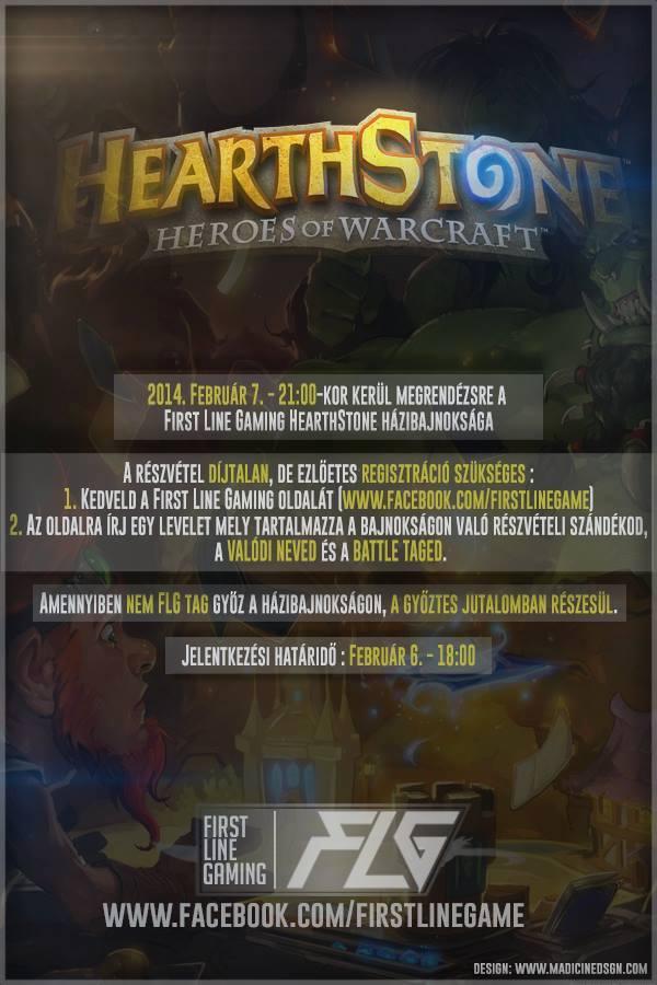 Hearthstone contest