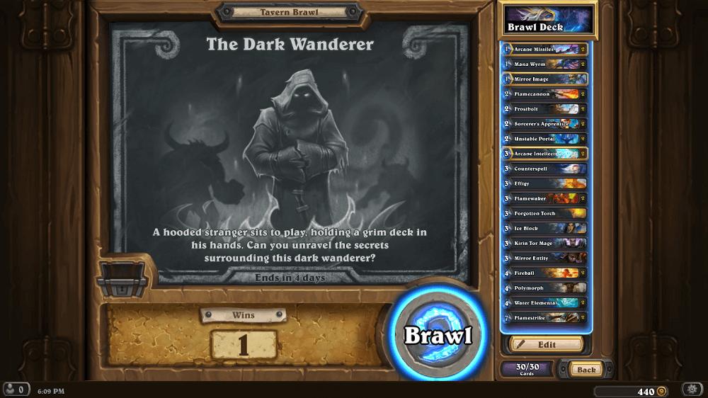 Dark Wanderer Kocsmai Verekedés