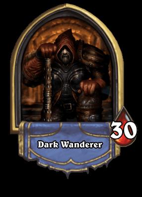 The Dark Wanderer