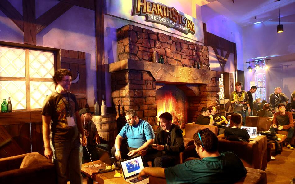 """""""Ha nem lennének Blizzard által szponzorált Hearthstone versenyek, akkor is játszanál?"""""""