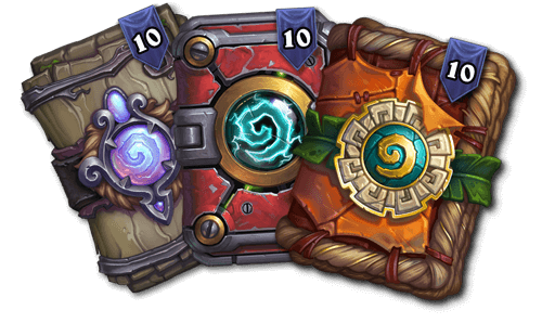 Lunar Bundle Hearthstone