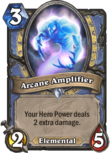 Arcane Amplifier