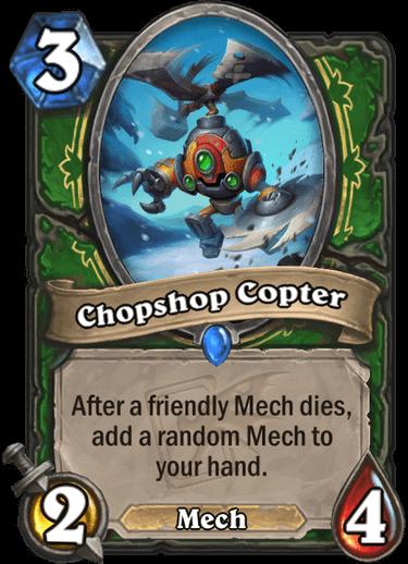 Chopshop Copter