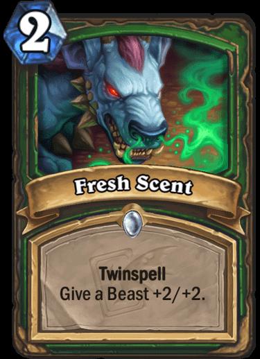 Fresh Scent
