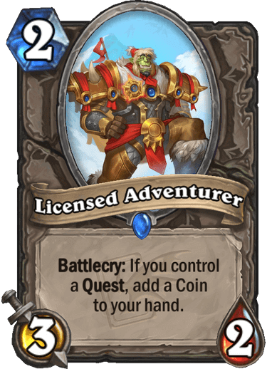 Licensed Adventurer