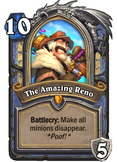 The Amazing Reno