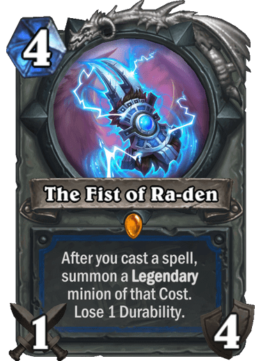The Fist of Raden