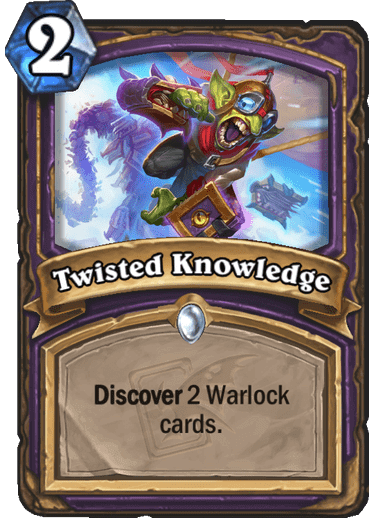 Twisted Knowledge