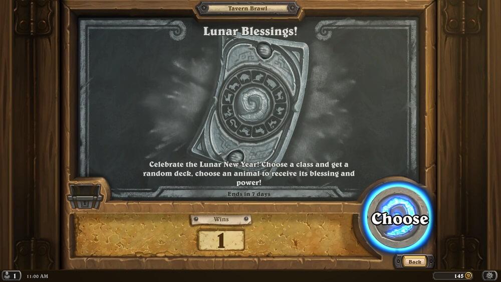 Lunar Blessings Tavern Brawl