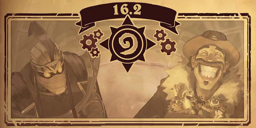 Hearthstone Patch 16.2