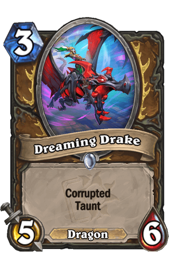 Dreaming Drake Corrupted
