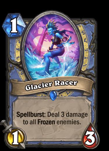 Glacier Racer