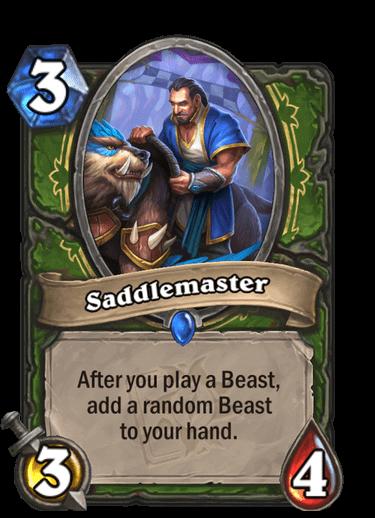 Saddlemaster