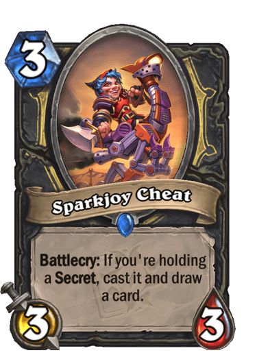 Sparkjoy Cheat