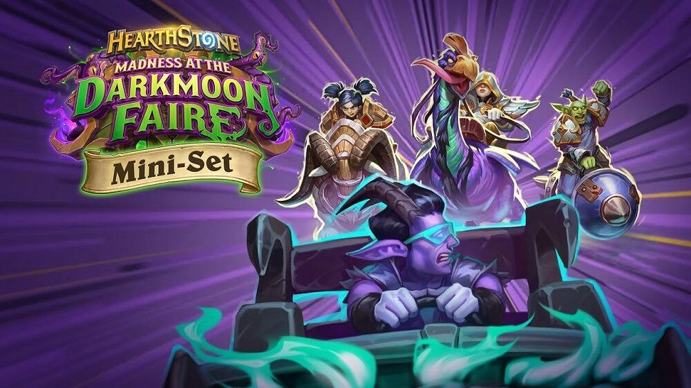 Darkmoon Races miniszett