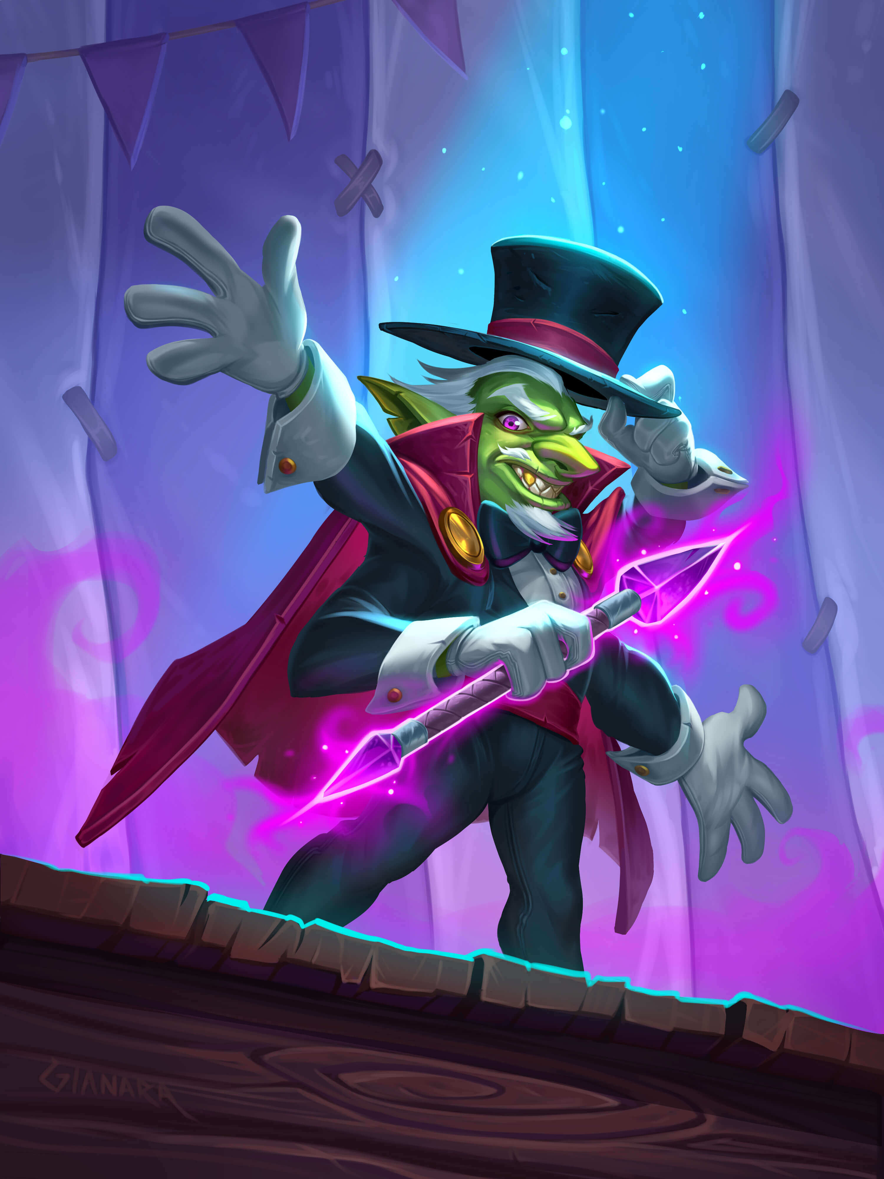 Freakshow Magician