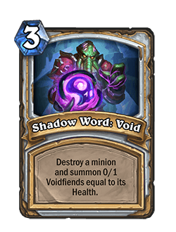 Shadow Word Void