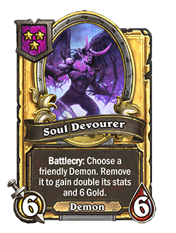 Soul Devourer Golden