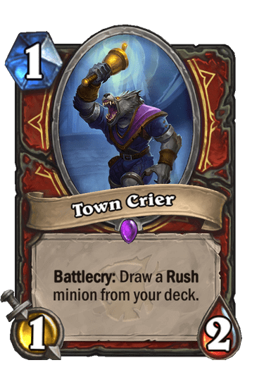 Town Crier eredeti