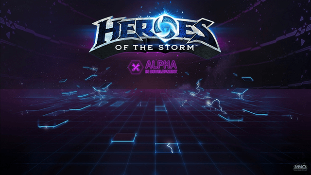 [OFFTOPIC] Heroes of the Storm Alpha