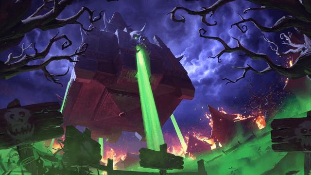 Naxxramas ellenségei, heroic mód paklik