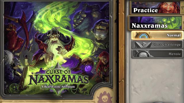 Megjelent a Curse of Naxxramas