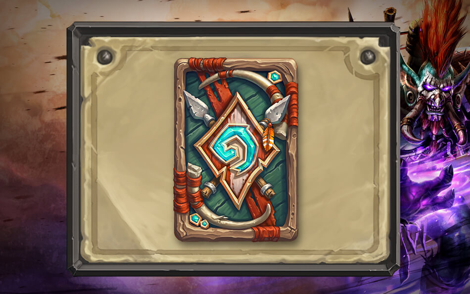 darksspear kártya hátlap