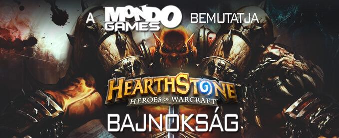 Hearthstone 1on1 MondoGames