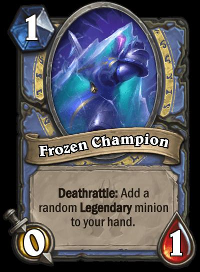 Frozen Champions