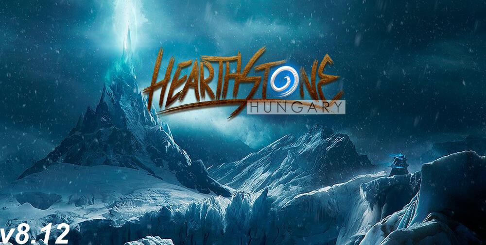 Hearthstone Hungary: Új szerver, gyorsabb oldal, új funkció, kártya linkelés változás, fórum változás és sok más