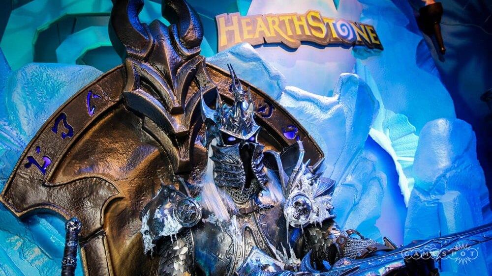 Frozen Throne: Hogyan készült a Lich King páncélja?