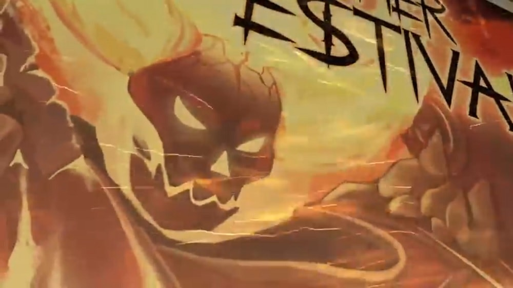 Midsummer Fire Festival videó (magyar felirattal)