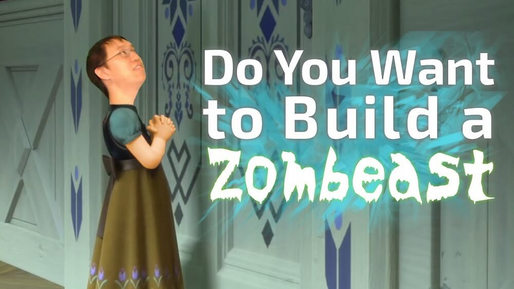 """Do You Want To Build a Zombeast?"" - Trump"