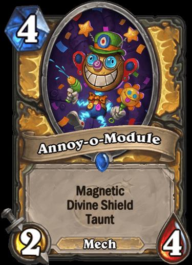 Annoy-o-Module
