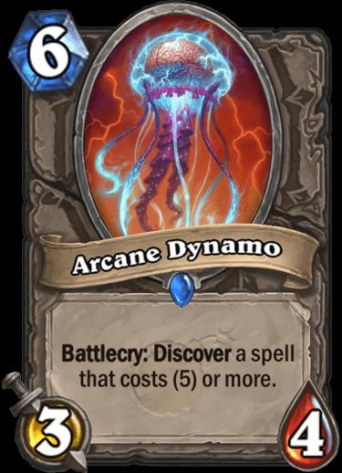 Arcane Dynamo