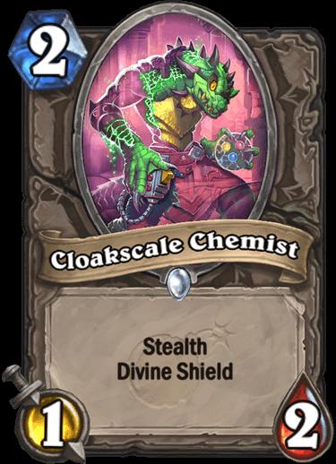 Cloakscale Chemist